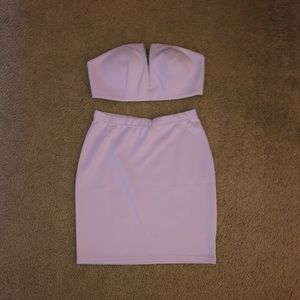 Tobi Lilac Formal Dress